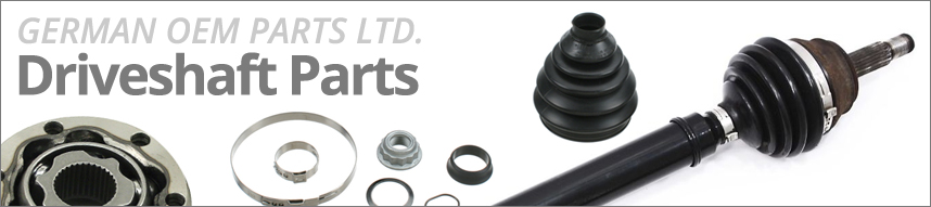 CV Boot Kit - Rear