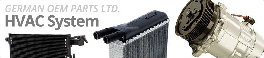 Heater Core & Hardware