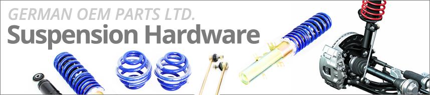 Rear - Sway Bars & Hardware