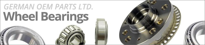 Wheel Bearing/Hub