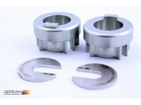 Rear Diff Bushing Insert Assembly, 034 Motorsport