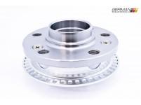Front Wheel Hub, 1J0407613G, Topran, German OEM, German, OEM