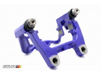 Driver Rear Brake Caliper Carrier (Blue), OEM