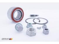 Front Wheel Bearing Kit, INA