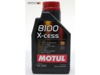 8100 X-Cess 5W40 Engine Oil (1L), Motul