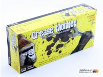 Grease Monkey Nitrile Gloves, Large (Box of 50)