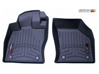 Front Floorliners, Black, WeatherTech