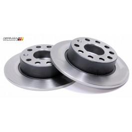 Rear Brake Disc (253x10mm), Fremax (Pair)