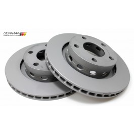 Rear Brake Disc (269x22mm), Zimmermann (Pair)