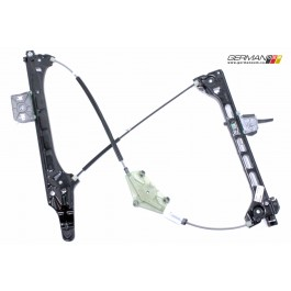 Driver Front Window Regulator, OEM