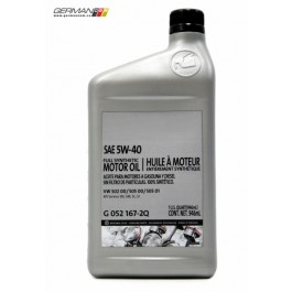 5W40 Engine Oil (946mL), OEM