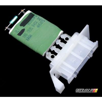 Blower Motor Resistor, Valeo
