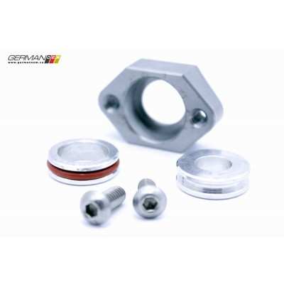1.8T MAP Sensor Flange Kit (Steel), 42 Draft Designs