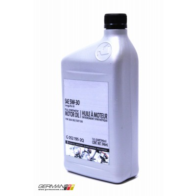 LongLife III 5W30 Engine Oil (946L), OEM