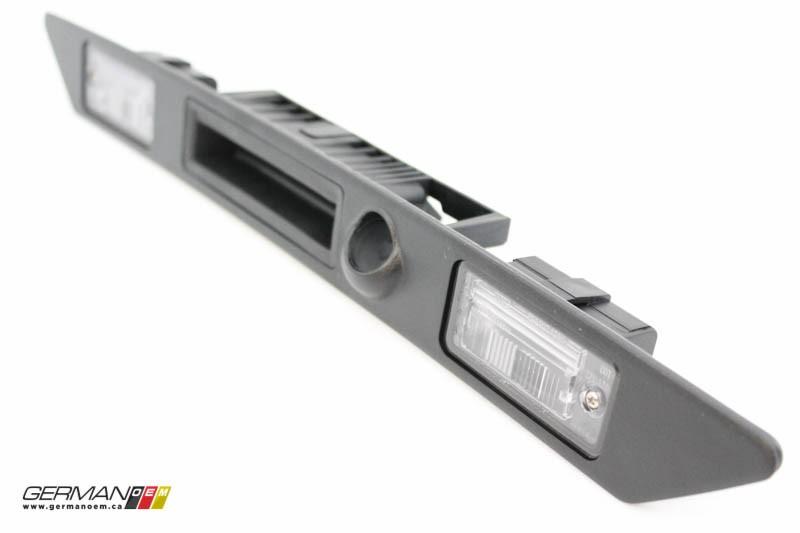 Licence Plate Light Holder (Plastic) OEM  sc 1 st  German OEM Parts Ltd. & Licence Plate Light Holder (Plastic) OEM - Body Mechanical - PARTS