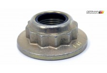 Rear Stub Axle Nut (M20x1.5), OEM
