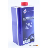 DOT4 Brake Fluid (1L), Fuchs Maintain