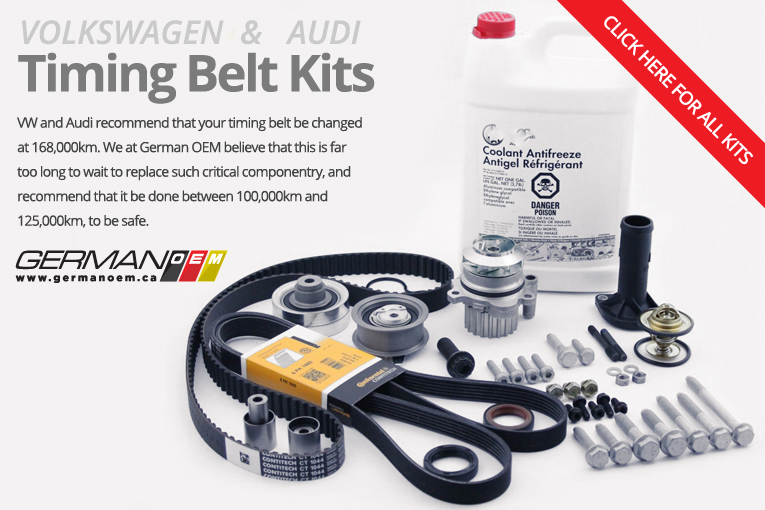 VW Audi Timing Belt Kits