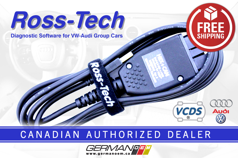 Ross Tech Canadian Dealer