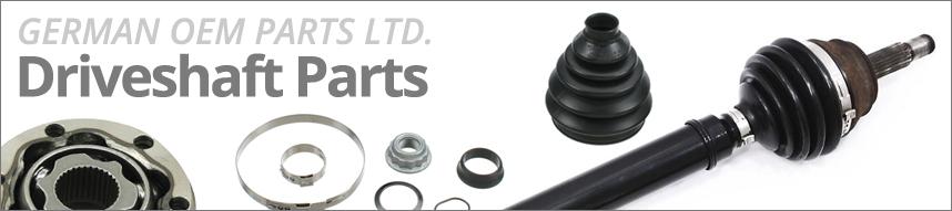Prop Shaft & Hardware