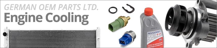 Radiator Fan & Hardware