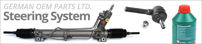 Steering Rack & Hardware