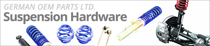 Front - Sway Bars & Hardware