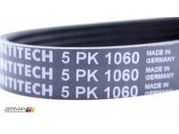 Alt. Serpentine Belt (5PK1060), ContiTech