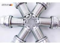 Spark Plug (PFR8S8EG), OEM (Set of 6)