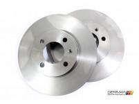 Front Brake Disc (256x20mm), Zimmermann (Pair)