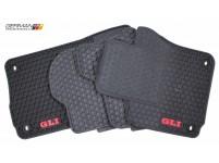 Rubber Mat Set (mk5 GLI), OEM