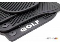 Rubber Mat Set (mk6 Golf), OEM