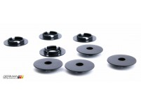 Floor Mat Anchor Kit (Round), OEM