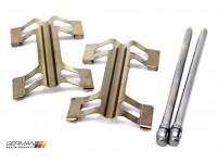 Front Brake Hardware Kit, OEM