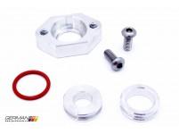 FSI/TSI MAP Sensor Flange Kit (Aluminum), 42 Draft Designs