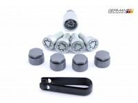 Locking Wheel Bolt Kit, OEM
