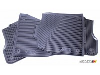 Rubber Mat Set (C7 A6), OEM