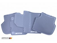 Rubber Mat Set (mk6 Jetta), OEM