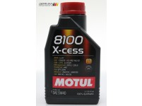 8100 X-Cess 5W40 Engine Oil (1L), Motul