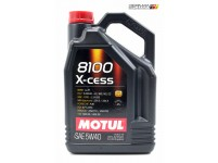 8100 X-Cess 5W40 Engine Oil (5L), Motul