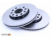 Front Brake Disc (288x25mm), Fremax (Pair)