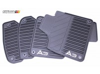 Rubber Mat Set (8P A3), OEM