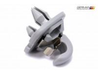 Sun Visor Clip (Silver), OEM