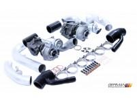 F21BT Hybrid MixedFlow Turbochargers (2.7T), FrankenTurbo