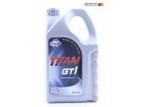 Titan GT1 5W40 Engine Oil (5L), Fuchs