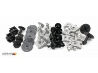 Lower Engine Cover Hardware Kit