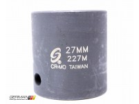 6pt Impact Socket (27mm), Metalnerd