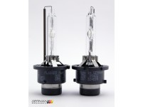 D2S Xenon Bulb (4200K), Flosser (Set of 2)