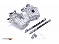 Aluminum Rear Caliper Upgrade Kit (Rubber)
