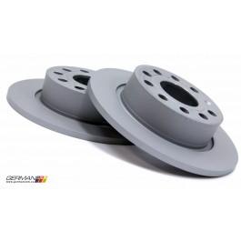Rear Brake Disc (253x10mm), Zimmermann (Pair)